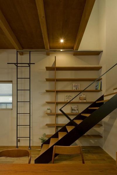 階段 (北方の家)