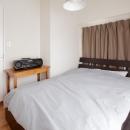 No.55 30代/2人暮らしの写真 寝室