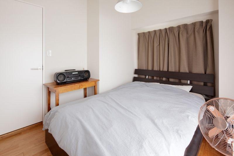 No.55 30代/2人暮らしの部屋 寝室