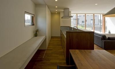 中ノ江の家 (キッチン1)