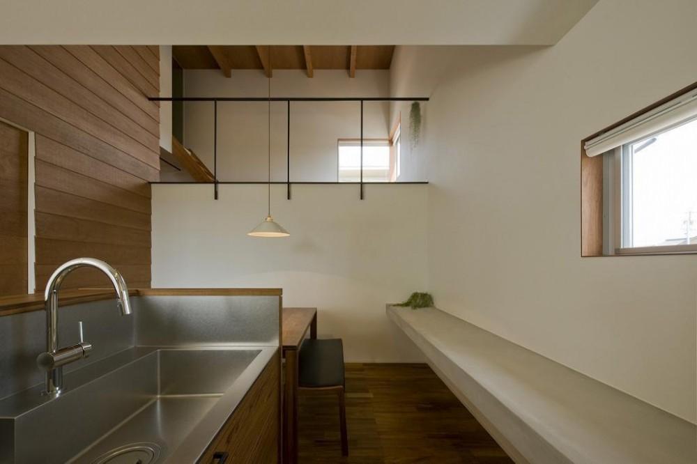 中ノ江の家 (キッチン2)
