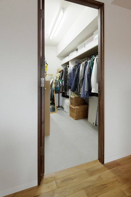 No.55 30代/2人暮らしの部屋 収納