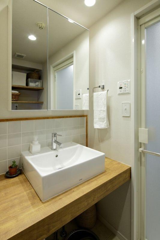 No.55 30代/2人暮らしの部屋 洗面所