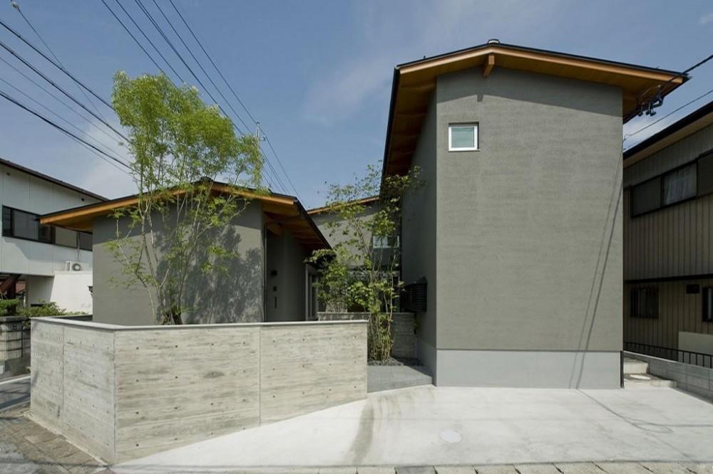割田の家 (外観1)