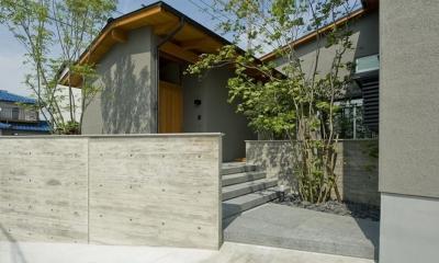割田の家 (外観2)
