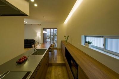 割田の家 (キッチン1)