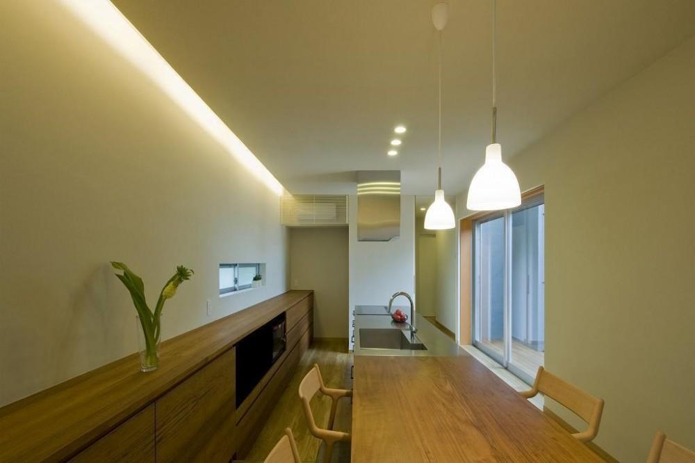 割田の家 (キッチン3)