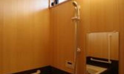 浴室|高崎の離れ