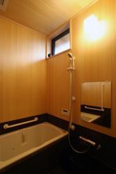 高崎の離れ (浴室)