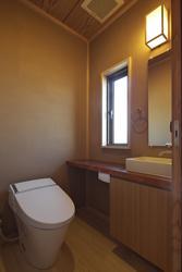 越谷の家の部屋 トイレ