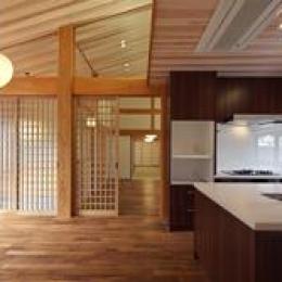 ダイニング・キッチン (越谷の家)