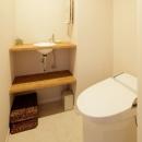 No.55 30代/2人暮らしの写真 トイレ