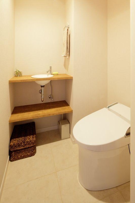 No.55 30代/2人暮らしの部屋 トイレ