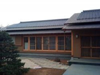 ポーチ・縁側 (越谷の家)