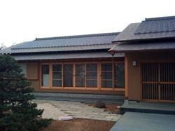 越谷の家 (ポーチ・縁側)