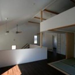 習志野の家 (2階フリースペース)