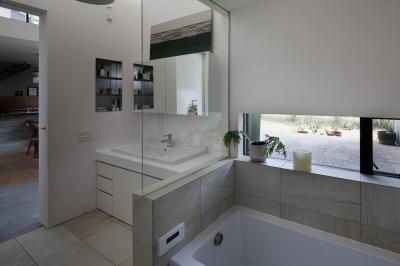 浴室 (辻堂のいえ)