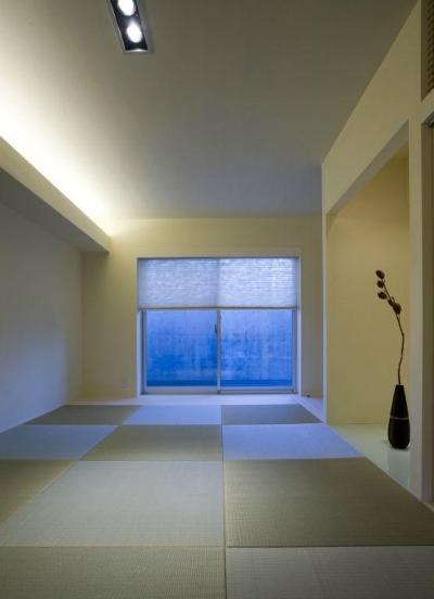 弥右衛門のコートハウス (床の間がある和室)