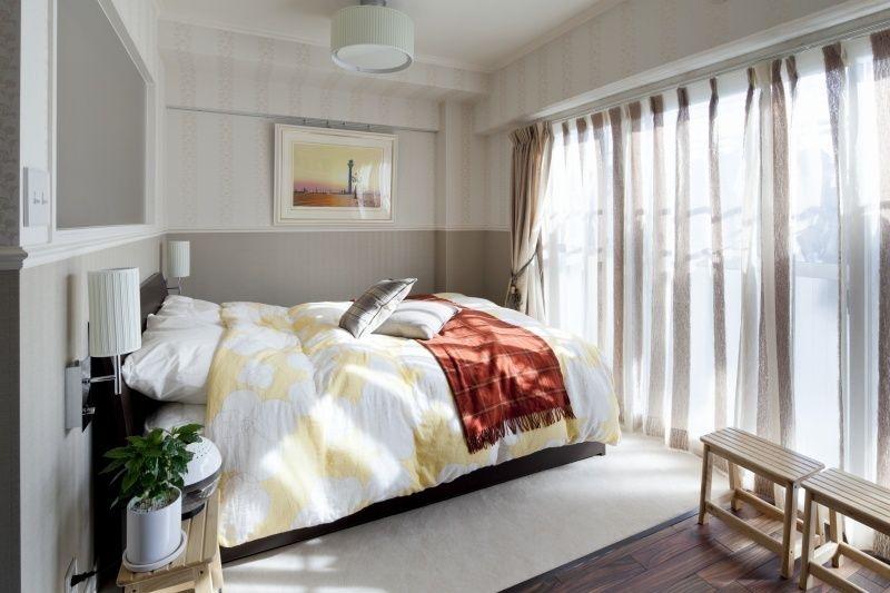 No.56 30代/2人暮らしの写真 寝室