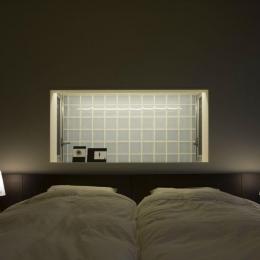 弥右衛門のコートハウス (リラックスできる寝室)