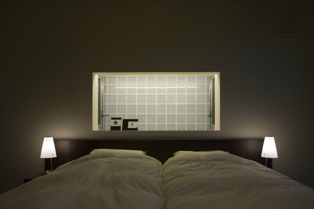 弥右衛門のコートハウスの部屋 リラックスできる寝室