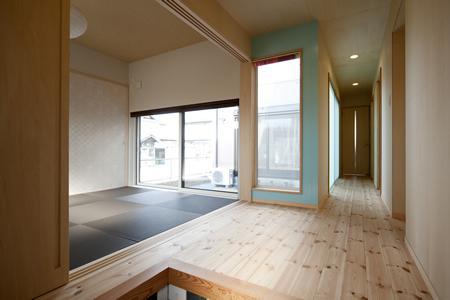 鈴鹿市のO邸の部屋 廊下・和室