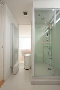 U-HOUSEの部屋 シャワールーム