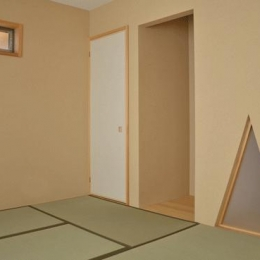 ハタノウエ~和歌山の家~ (旅館的な空間)