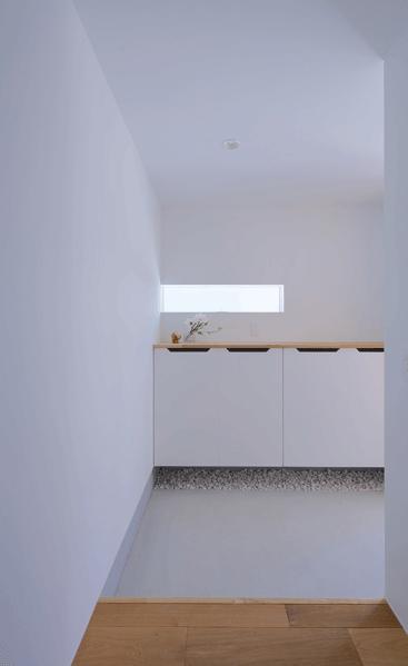 n・D~コートハウス~の部屋 シンプルな玄関