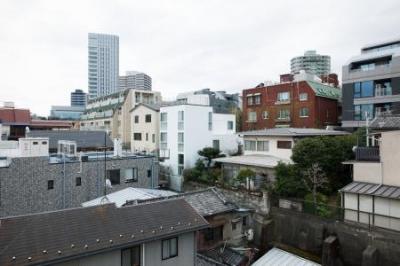 上大崎の家 (外観)