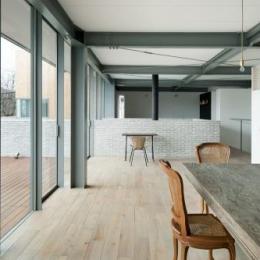 建築家 神田篤宏/佐野ももの事例「桜新町の家」