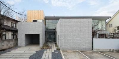 大開口の広々とした住宅 (桜新町の家)