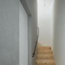 長浜のいえの写真 階段
