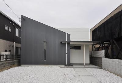 Yoshi-house (ファサード)