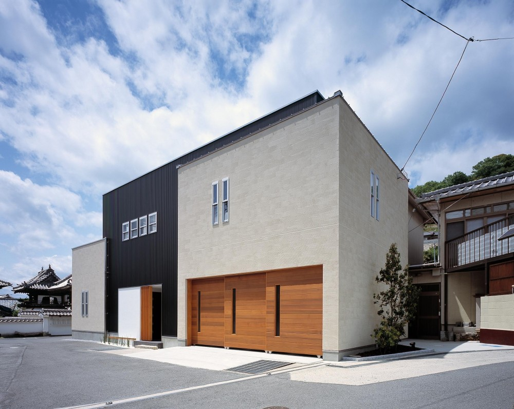 E-ta-ji-ma HOUSE (外観)