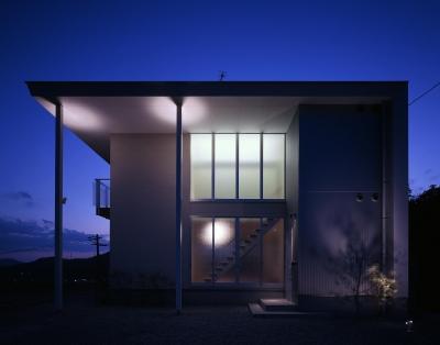 くまのの家 (外観)