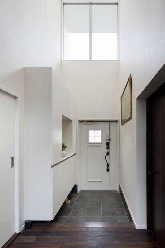 No.59 30代/3人暮らしの部屋 玄関2