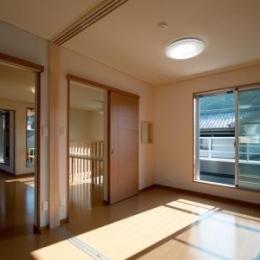 中ノ島の家 (洋室)