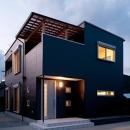 (株)ARTSの住宅事例「中ノ島の家」