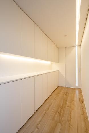Tu・Na・Ga・Ru家の写真 廊下