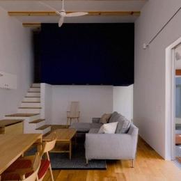 建築家 ナカノハジメの事例「n・D~コートハウス~」