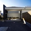 ナカノハジメの住宅事例「ビイム~ 外と内のつながり~」