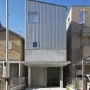 鉄筋コンクリート造+木造の外観