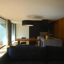 Rias House #138 (テラスと一体感のあるLDK)