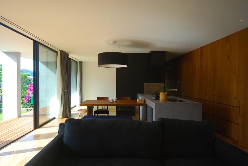 Rias House #138の部屋 テラスと一体感のあるLDK