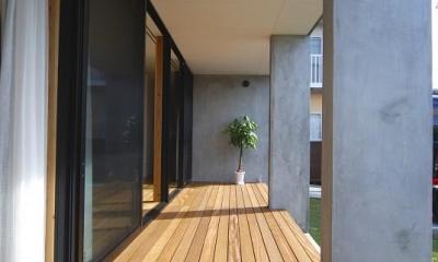 Rias House #138 (テラス)
