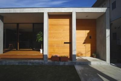 Rias House #138 (玄関ポーチ)