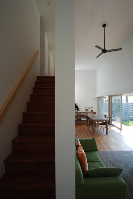 Twelve #136の部屋 階段・LDK