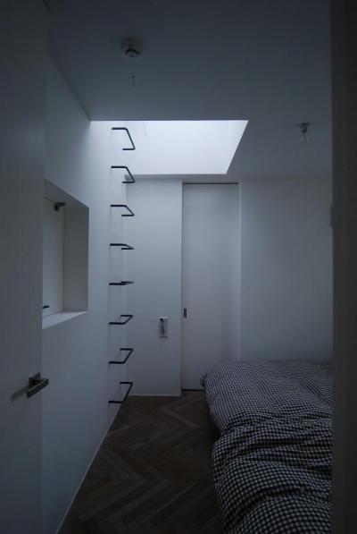 ベッドルーム (Bianco grigio #114)