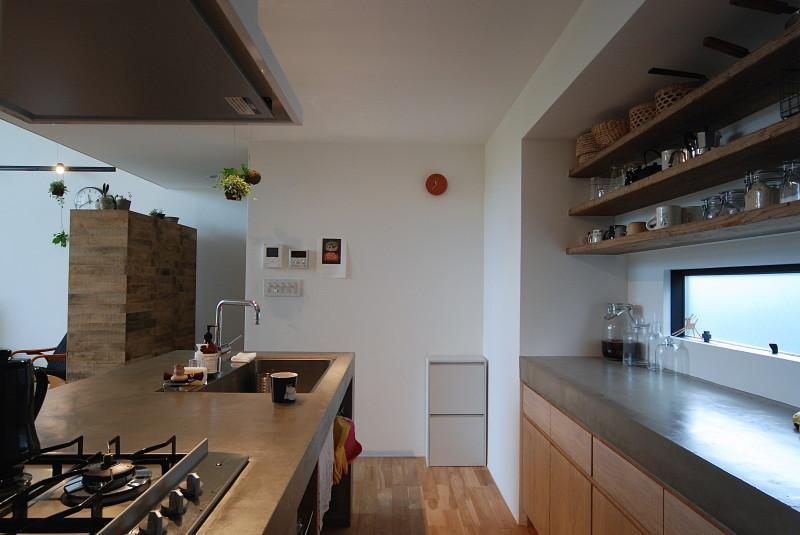 Bianco grigio #114の部屋 キッチン